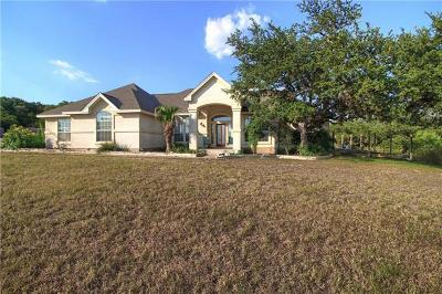 Austin Single Family Home For Sale: 14415 Nutty Brown Rd