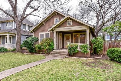 Austin Single Family Home For Sale: 4312 Marathon Blvd