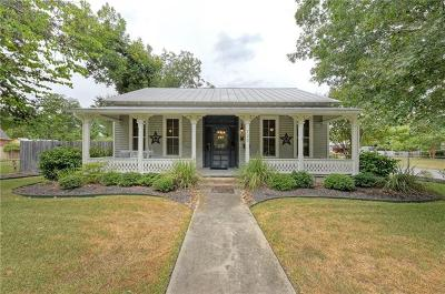 New Braunfels Single Family Home For Sale: 708 W Mill St
