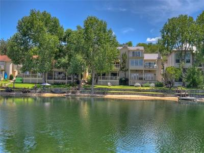 Horseshoe Bay TX Condo/Townhouse For Sale: $159,000