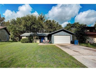 Austin TX Single Family Home For Sale: $200,000