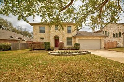 Single Family Home For Sale: 7305 Moon Rock Rd