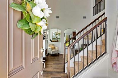 Manor Single Family Home Pending - Taking Backups: 12219 Walter Vaughn Dr