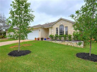 Austin TX Single Family Home For Sale: $379,500