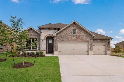 Pflugerville Single Family Home For Sale: 19224 Chayton Cir