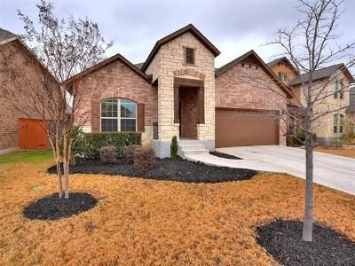 Leander Single Family Home Pending - Taking Backups: 1001 Feather Reed Dr