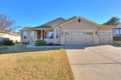 Georgetown Single Family Home For Sale: 303 Yellow Rose Trl