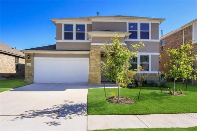 Single Family Home For Sale: 1420 Itzel Bend