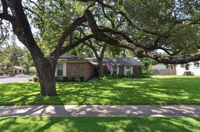 Austin Single Family Home For Sale: 3901 Galacia Dr