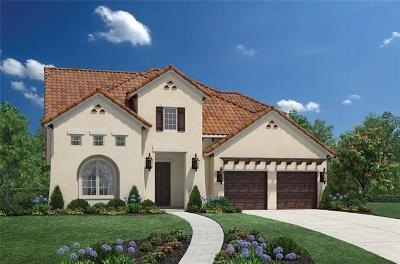 Leander Single Family Home For Sale: 4101 Belisario Ct