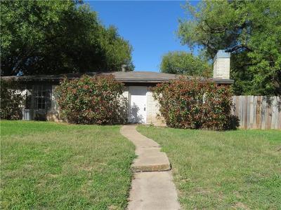Austin Rental For Rent: 2506 Biggs