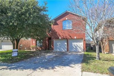 Round Rock Rental For Rent: 5020 Cleves St
