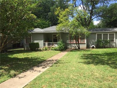 Austin Single Family Home Pending - Taking Backups: 5800 Shoalwood Ave