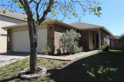 Austin Single Family Home For Sale: 137 Grazing Horse Ln
