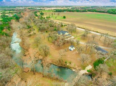 Cedar Park Single Family Home Active Contingent: 554 County Road 272