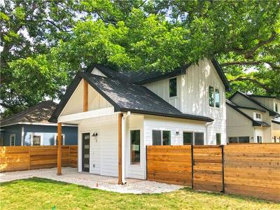 Austin TX Single Family Home Pending - Taking Backups: $499,900
