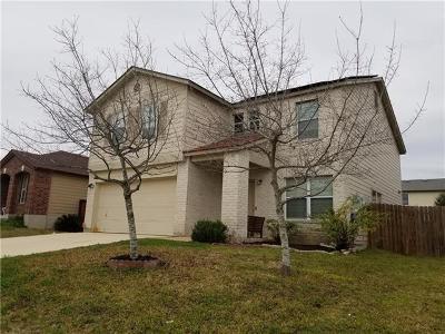 Del Valle Single Family Home For Sale: 12820 Sexson Ridge Cv