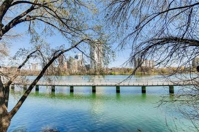 Austin Condo/Townhouse For Sale: 500 E Riverside Dr #245