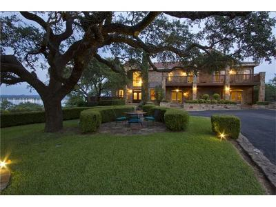 Burnet Single Family Home For Sale: 206 Forest Dr