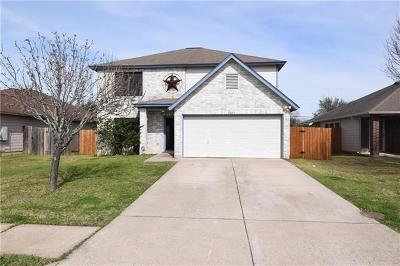 Hays County, Travis County, Williamson County Single Family Home For Sale: 7401 Marble Ridge Dr