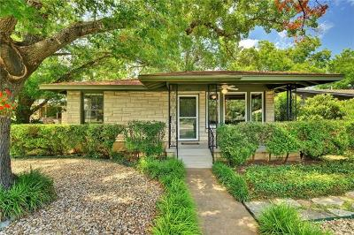 Travis County Single Family Home Pending - Taking Backups: 1307 Harriet Ct
