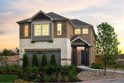 Round Rock Single Family Home For Sale: 1050 Kenney Fort Crossing #53