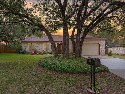 Cedar Park Single Family Home For Sale: 302 Chaco Cyn