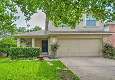 Pflugerville Single Family Home For Sale: 1220 Acanthus St