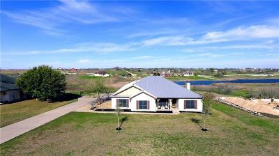 Hutto Single Family Home Pending - Taking Backups: 113 Tonkawa Rdg