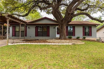 Austin TX Single Family Home Pending: $249,900