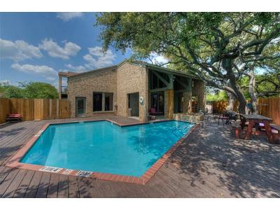 Travis County Condo/Townhouse For Sale: 8888 Tallwood Dr #2109