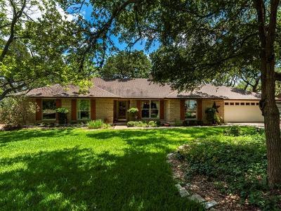 Travis County Single Family Home Pending - Taking Backups: 9116 La Fauna Vw