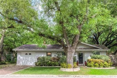 Austin Single Family Home Pending - Taking Backups: 8401 Millway Dr