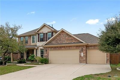 Austin Single Family Home For Sale: 315 Whispering Wind Way