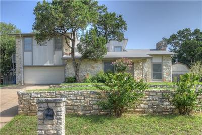 Austin Single Family Home For Sale: 6310 Latigo Pass