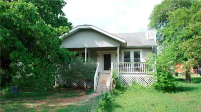 Single Family Home For Sale: 15208 F M Road 969