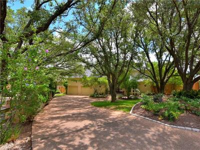 Austin Single Family Home For Sale: 5915 Overlook Dr