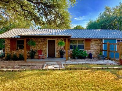 Spicewood Single Family Home For Sale: 24807 Martin Ln