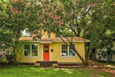 Single Family Home For Sale: 406 W 55 1/2 St