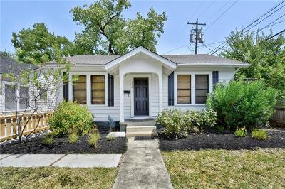 Single Family Home For Sale: 108 W Live Oak St