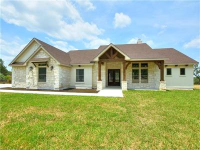 Driftwood Single Family Home For Sale: 214 Island Oaks Ln