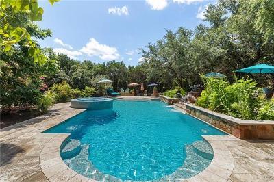 Lago Vista Single Family Home For Sale: 17501 Navigation Ln
