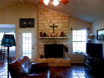 Bastrop Single Family Home For Sale: 552 Fm 1209