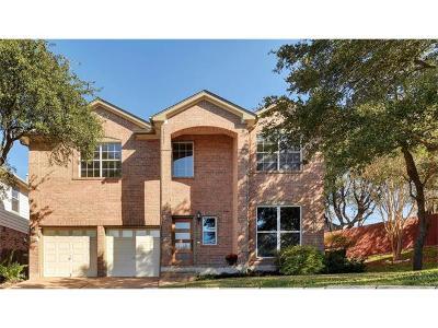 Single Family Home For Sale: 4213 Canyon Glen Cir