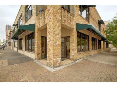 Condo/Townhouse Pending - Taking Backups: 411 Brazos St #203