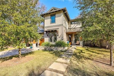 Austin TX Single Family Home For Sale: $1,375,000