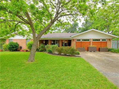 Single Family Home For Sale: 1701 Rogge Ln