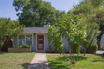 Austin Single Family Home For Sale: 906 Plateau Cir