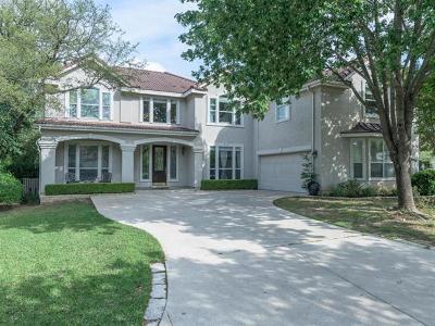 Austin Single Family Home For Sale: 400 Luna Vis