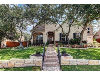 Cedar Park Single Family Home For Sale: 2304 Farrington Ct